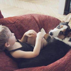 Кардиган - семейное фото