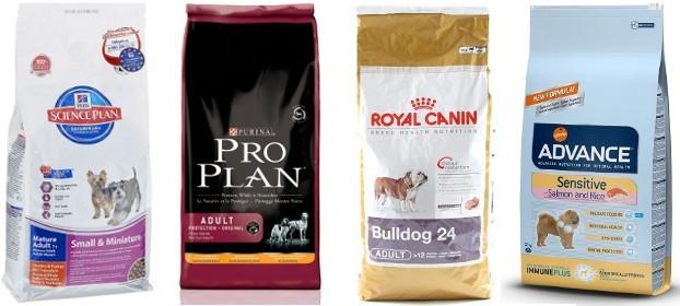 Премиум корма для собак